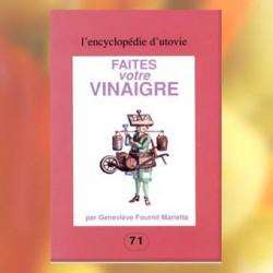 Faites votre vinaigre - G. Fournil Marietta