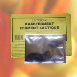Ferments lactiques pour fromages