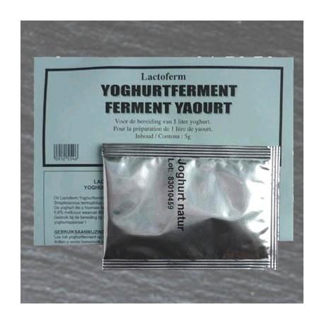 Ferments pour yaourt