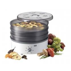 Déshydrateur - Séchoir Stöckli inox avec thermostat et ventilateur